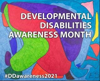 Developmental Disabilities Awareness Month (JPG)
